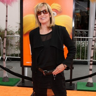 Linda Gray in The Premiere of The Lorax - Arrivals