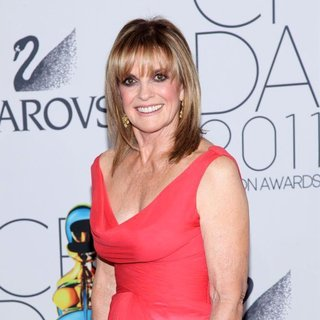 Linda Gray in The 2011 CFDA Fashion Awards