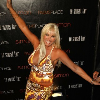 Linda Hogan in Palms Place Hotel and Spa Grand Opening