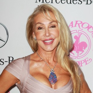 Linda Thompson in 26th Anniversary Carousel of Hope Ball - Presented by Mercedes-Benz - Arrivals