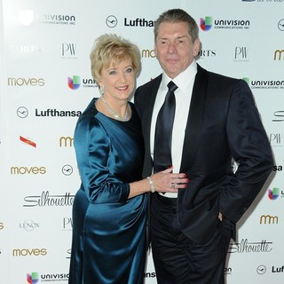 Linda McMahon, Vince McMahon in New York Moves Magazine's 10th Anniversary Power Women Gala