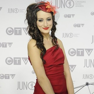Lindi Ortega in 2012 JUNO Awards - Arrivals