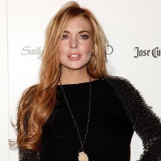 Lindsay Lohan in Star Magazine's All Hollywood Event - Arrivals