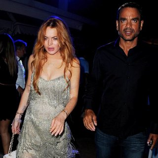 Lindsay Lohan - The Disappearance of Eleanor Rigby - Gala Dinner and Awards