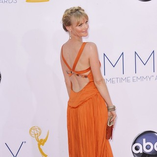 Lindsay Pulsipher in 64th Annual Primetime Emmy Awards - Arrivals