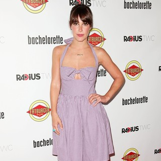 Lindsay Sloane in The Premiere of RADiUS-TWC's Bachelorette
