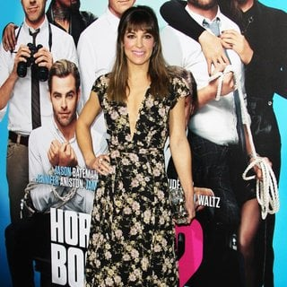 Lindsay Sloane in Los Angeles Premiere of Horrible Bosses 2 - Arrivals