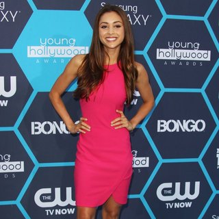 Lindsey Morgan in The 16th Annual Young Hollywood Awards - Arrivals