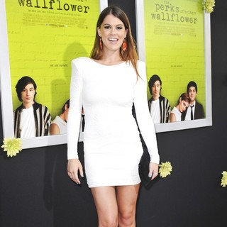 Lindsey Shaw in The Los Angeles Premiere of The Perks of Being a Wallflower - Arrivals