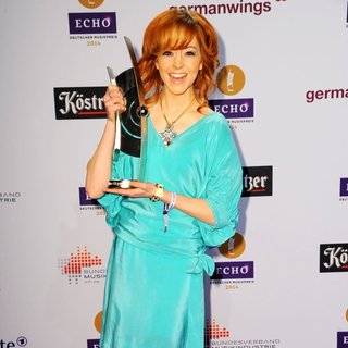 Lindsey Stirling in ECHO Music Award 2014 - Press Room - lindsey-stirling-echo-music-award-2014-press-room-03