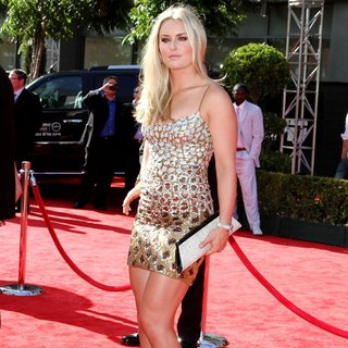 Lindsey Vonn in The 2011 ESPY Awards