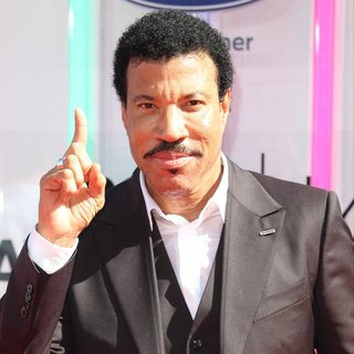 Lionel Richie in The 2014 BET Awards - Arrivals