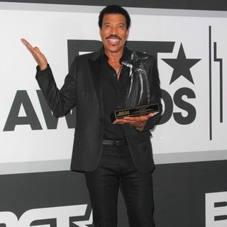 Lionel Richie in The 2014 BET Awards - Press Room