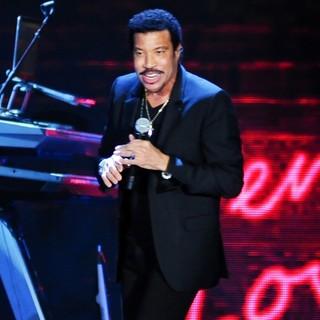 Lionel Richie in Lionel Richie Performs During His Tuskegee Tour