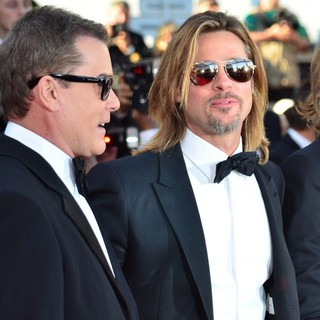 Ray Liotta, Brad Pitt in Killing Them Softly Premiere - During The 65th Cannes Film Festival