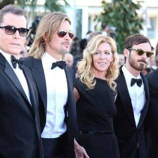 Ray Liotta, Brad Pitt, Dede Gardner, Ben Mendelsohn, Scoot McNairy in Killing Them Softly Premiere - During The 65th Cannes Film Festival