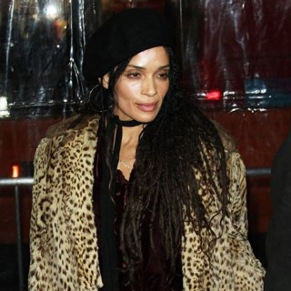 Lisa Bonet in Live by Night World Premiere