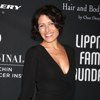 Lisa Edelstein in Elyse Walker Presents The 8th Annual Pink Party Hosted by Michelle Pfeiffer - Arrivals