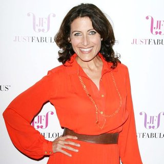 Lisa Edelstein in Jessica Paster Celebrates The Launch of JustFabulous