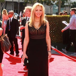 Lisa Kudrow in 2012 Creative Arts Emmy Awards - Arrivals