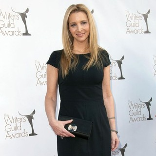 Lisa Kudrow in The 2012 Writers Guild Awards