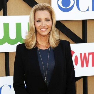 Lisa Kudrow in CW, CBS and Showtime 2013 Summer TCA Party - Arrivals