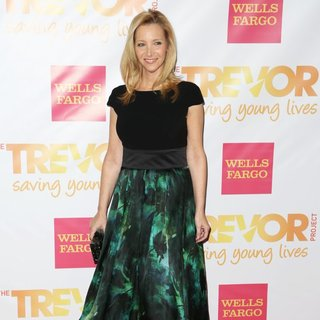 Lisa Kudrow in 2014 TrevorLive Los Angeles Benefit - Arrivals