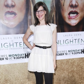 Lisa Loeb in The HBO Premiere of Enlightened