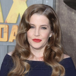 Lisa Marie Presley - Premiere of Mad Max: Fury Road
