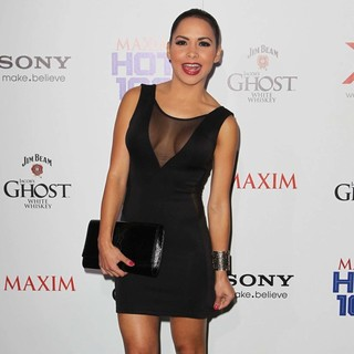 Lisa Morales in The Maxim Hot 100 Party - Arrivals