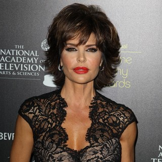 Lisa Rinna in 39th Daytime Emmy Awards - Arrivals