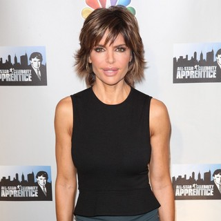 Lisa Rinna in NBC's Celebrity Apprentice: All-Stars Cast Announced
