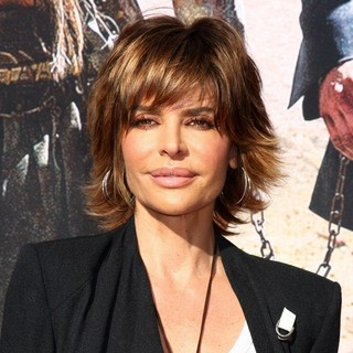 Lisa Rinna in The World Premiere of Disney-Jerry Bruckheimer Films' The Lone Ranger