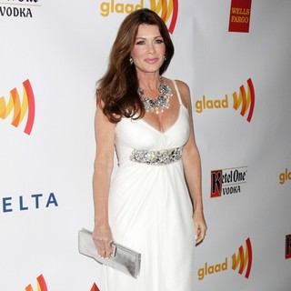 Lisa Vanderpump in The 23rd Annual GLAAD Media Awards