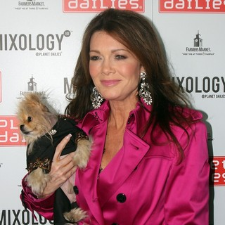 Lisa Vanderpump in The Grand Opening of Robert Earl's Planet Dailies-Mixology 101