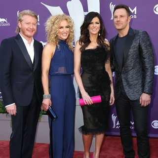 Little Big Town in 48th Annual ACM Awards - Arrivals