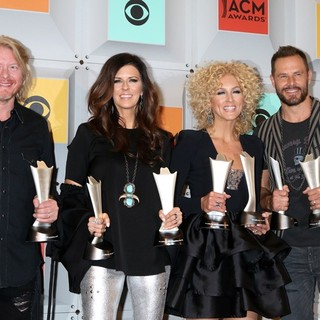 The 51st Academy of Country Music Awards - Press Room
