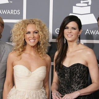 Little Big Town in 55th Annual GRAMMY Awards - Arrivals