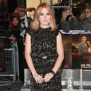 Little Boots in The Twilight Saga's Breaking Dawn Part I UK Film Premiere - Arrivals