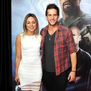 Marni Little, Dan Ewing in G.I. Joe: Retaliation - Sydney Premiere