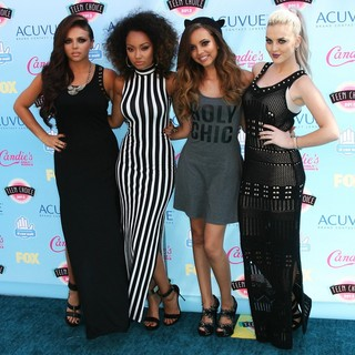Little Mix in 2013 Teen Choice Awards
