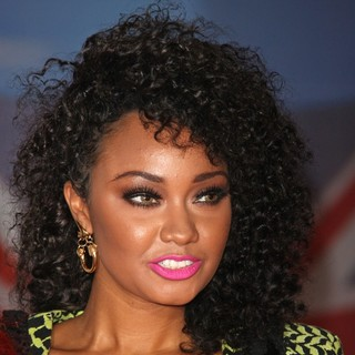 Leigh-Anne Pinnock, Little Mix in The BRIT Awards 2012 - Arrivals