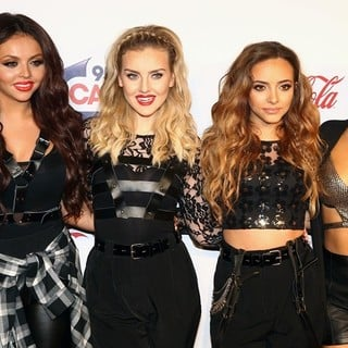 Little Mix in The Capital FM Jingle Bell Ball 2013 - Day 2 - Arrivals