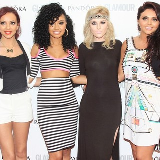 Little Mix in The Glamour Women of The Year Awards 2012 - Arrivals