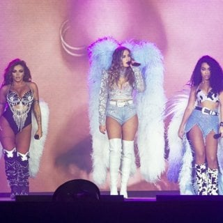 Little Mix in Little Mix Glory Days Tour Opening Night