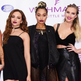 Little Mix Promoting Their Fragrance Wishmaker