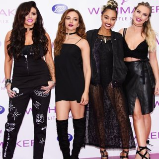 Little Mix-Little Mix Promoting Their Fragrance Wishmaker