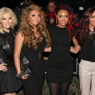 Little Mix in The Sun Military Awards 2011 - Arrivals