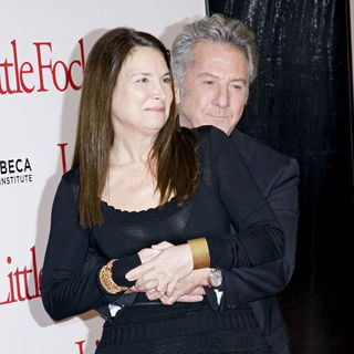 Dustin Hoffman, Lisa Gottsegen in The World Premiere of 'Little Fockers'