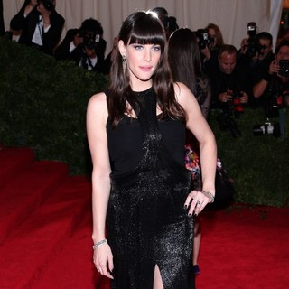 Liv Tyler in Schiaparelli and Prada Impossible Conversations Costume Institute Gala